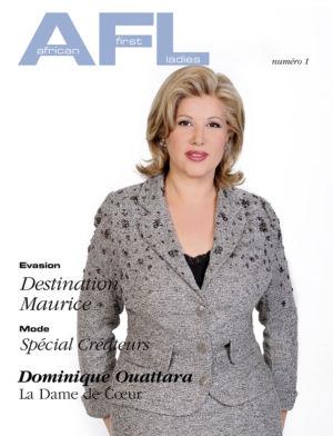 Alain-herman Dominique-ouattara Premiere-dame Cote-d Ivoire