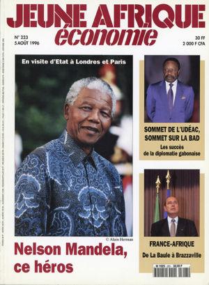 Alain-herman Nelson-mandela Jeune-afrique-magazine
