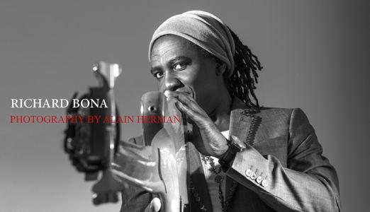 Photo-alain-herman Richard-bona Bassite Cameroun